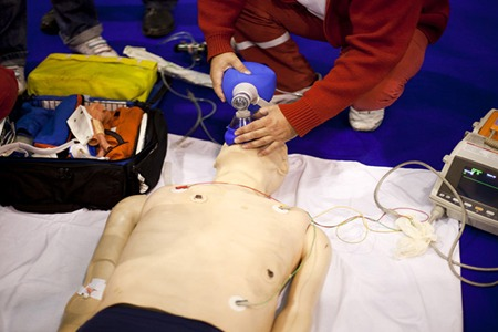 Advanced Life Support Training Centre providing skills to Healthcare Professionals