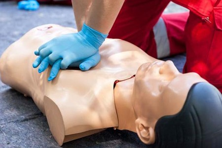 ALS Training Centre, Basic Life Support for Healthcare Providers