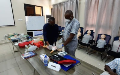Cross Border Training during a Global Pandemic