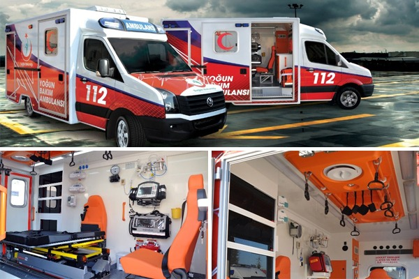 ATA International Holding, Emergency and Rescue Vehicles