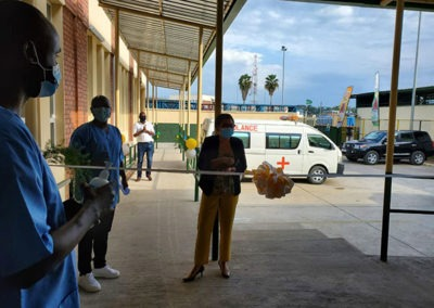 Staff Update, Opening of a New Clinic, ATA International Holdings